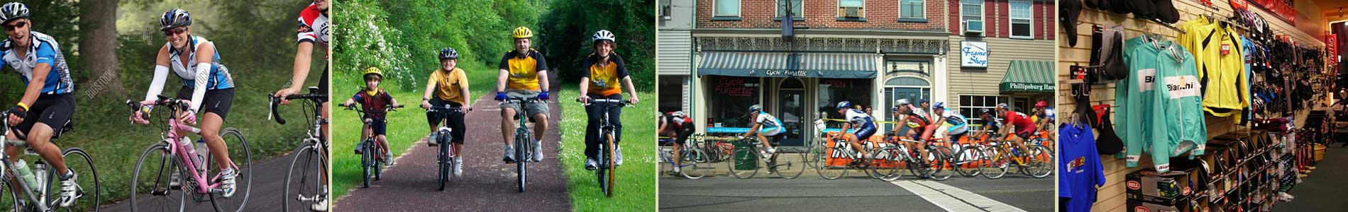 Cycle FunAttic - Your Family Biking Store  Serving the bicycling community since 1998 in Phillipsburg, NJ.